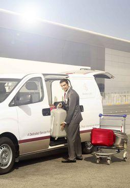 Baggage Delivery Service - King Abdulaziz International Airport