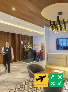 Pearl Lounge - Transfer via Agadir–Al Massira Airport