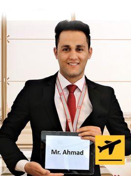 Meet & Assist - Departure from Kabul