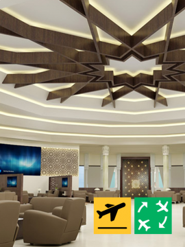 VIP Terminal Abu dhabi