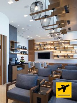 Premium Lounge - Heraklion Airport