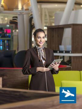 Meet & Assist Plus Arrival - Abu Dhabi (For Members)