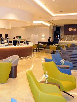 Pearl Lounge Main Terminal - Kuwait