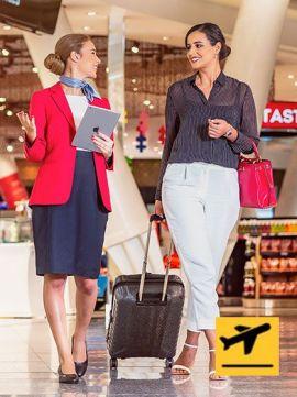 Meet and Assist - Departure from Bangkok Suvarnabhumi International Airport
