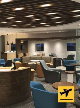 Pearl Lounge - Departure from Maputo (1 Member Guest)
