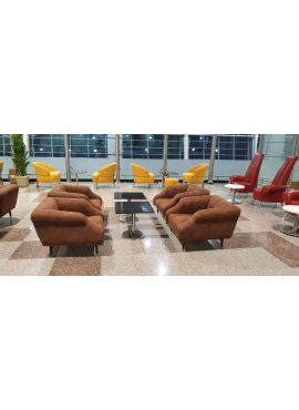 Pearl Lounge - Departure from Hurghada International Airport