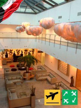 Pearl Lounge Sheikh Saad Terminal - Kuwait