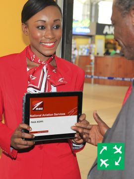 Meet and Assist - Transfer in Entebbe